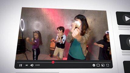 Turminha do FitDance Kids e Teen cai na dança e fala sobre rotina