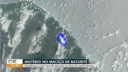 Asteroide cai no Ceará e assusta moradores no Maciço do Baturité