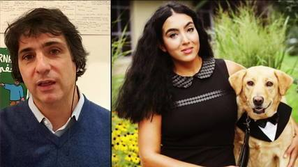 Guga Chacra comenta ataque racista sofrido por brasileira casada com vice-governador dos EUA
