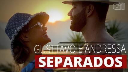 Gusttavo Lima e Andressa Suita se separam; veja o que cada um falou sobre o término