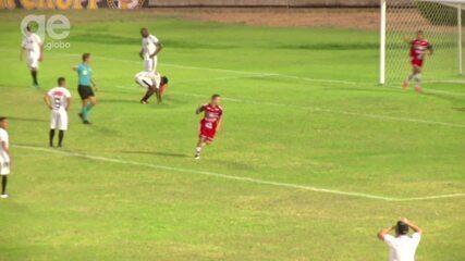 Bruninho marca para o River-PI e decreta vitória sobre o Santos-AP pela Série D 2020