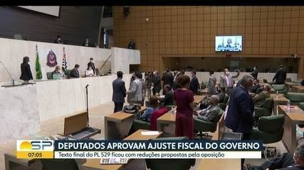 Alesp conclui votação do ajuste fiscal e retira proposta de extinção de quatro empresas