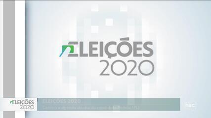 Eleições 2020: Confira a agenda dos candidatos a prefeitura de Florianópolis