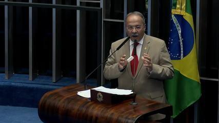 Dispensa de Chico Rodrigues da vice-liderança do governo no Senado sai no Diário Oficial