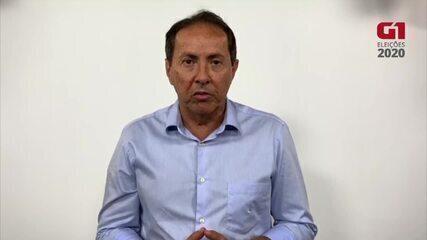 CANDIDATO FERNANDO FREITAS FALA SOBRE TRANSPORTE