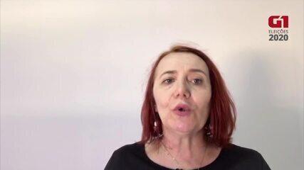 CANDIDATA ROSÁLIA FERNANDES FALA SOBRE TRANSPORTE