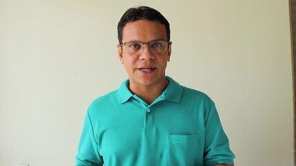 Valdir Matias Jr. (PV): proposta para a área da saúde