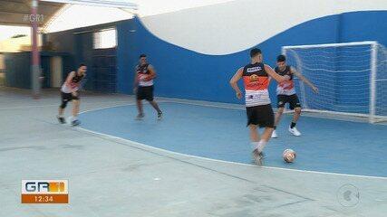 Time de Petrolina ainda não tem quadra para mandar os jogos no PE sub-20 de Futsal