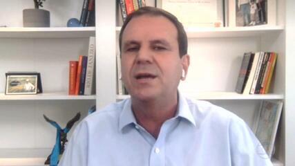 Veja propostas de Eduardo Paes (DEM) para a Saúde no Rio