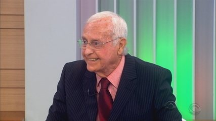 Morre ex-narrador esportivo Celestino Valenzuela aos 92 anos; veja homenagem