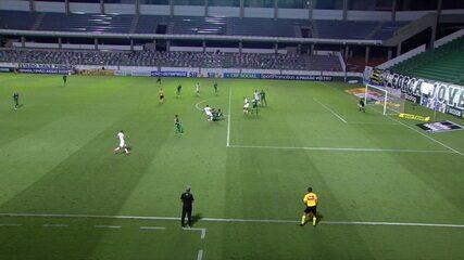 Melhores momentos de Goiás 1 x 1 Bahia pela 16ª rodada do Brasileirão