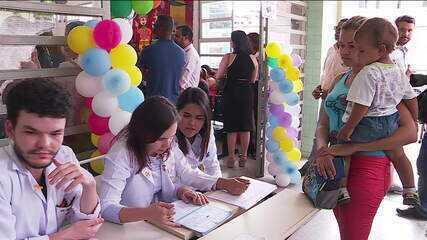 Dia D da campanha de vacinação: quase 4 mil unidades de Saúde de SP estão funcionando