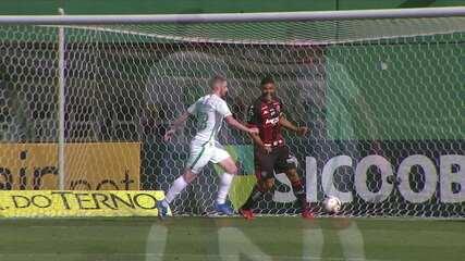 Melhores momentos de Chapecoense 1 x 1 Vitória, pela 16ª rodada do Brasileirão