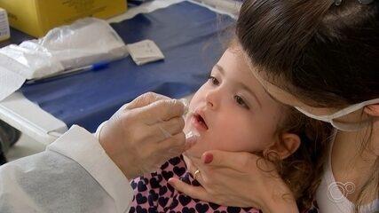 Dia 'D' de vacinação resulta em quase 10 mil crianças imunizadas em Sorocaba e Jundiaí