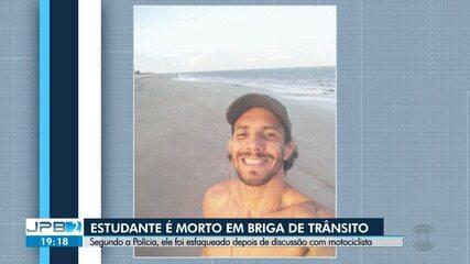 Estudante de Direito é morto em briga de trânsito