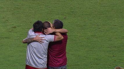 Os gols de CRB 4 x 1 Operário-PR, pela 16ª rodada do Brasileiro