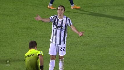 Melhores momentos de Crotone 1 x 1 Juventus pelo Campeonato Italiano
