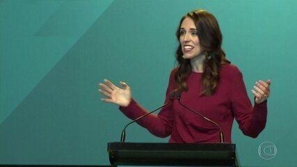 Jacinda Ardern consegue reeleição histórica na Nova Zelândia