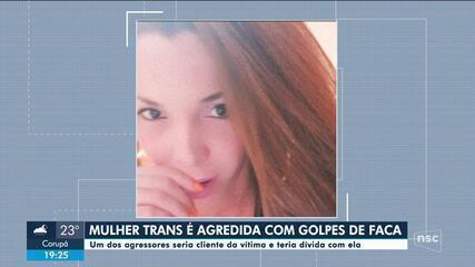 Mulher trans é agredida por dois homens em Içara