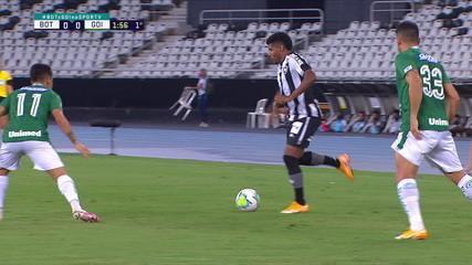 Melhores momentos: Botafogo 0 x 0 Goiás pela 17ª rodada do Brasileirão 2020
