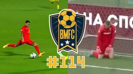BMFC #114: Bizarrices de goleiros e o primeiro gol oficial de Dudu no Catar