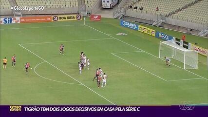 Vila Nova fará jogos importantes nas próximas rodadas