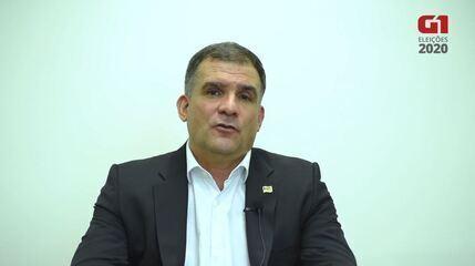 Rogério Parada (PRTB) fala sobre prioridades para educação em Campinas