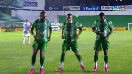 Veja os gols da partida entre Juventude 3 x 0 Avaí