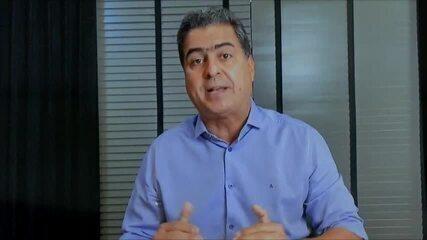 Emanuel Pinheiro fala sobre proposta para o transporte em Cuiabá