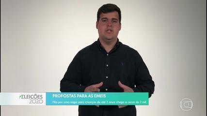 Bruno Engler fala sobre aumento de vagas em Emeis