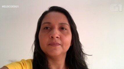 Vanda Monteiro fala suas propostas para o transporte público