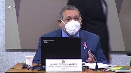 Indicação de Kassio Marques para o STF é confirmada pelo Senado