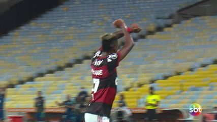 Melhores momentos de Flamengo 3 x 1 Junior Barranquilla pela Libertadores