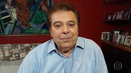 Amigo de Pelé, Aníbal Massaini Neto dirigiu o documentário 'Pelé Eterno', de 2004