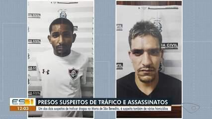 Terceiro suspeito de envolvimento em ataque a tiros que deixou 2 mortos foi preso