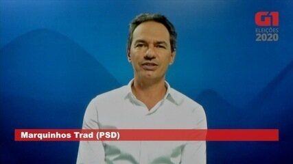 Marquinhos Trad (PSD) fala sobre habitação em Campo Grande