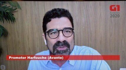 Promotor Harfouche (Avante) fala sobre habitação em Campo Grande