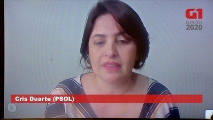 Cris Duarte (PSOL) fala sobre habitação em Campo Grande