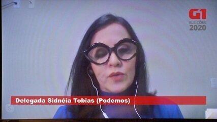 Delegada Sidnéia Tobias (Podemos) fala sobre habitação em Campo Grande