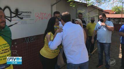 Candidatos à Prefeitura de Campinas cumprem agenda de campanha nesta quinta-feira