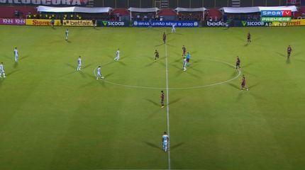 Os melhores momentos de Vitória 1 x 1 Guarani, pela 17ª rodada da Série B