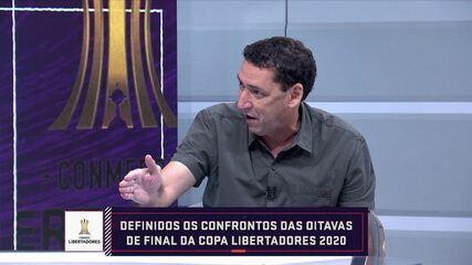 """PVC diz que Athletico tem o adversário mais difícil: """"River Plate é o melhor ataque, time que mais agride"""""""
