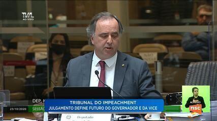 Desembargador Carlos Alberto Civinsk rejeita denúncia contra Moisés e vice; e relator Kennedy Nunes contesta
