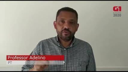 Professor Adelino (PT) resume proposta para o transporte público de Piracicaba