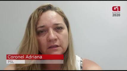 Coronel Adriana (PSL) resume proposta para o transporte público de Piracicaba