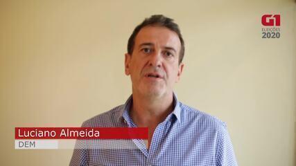 Luciano Almeida (DEM) resume proposta para o transporte público de Piracicaba