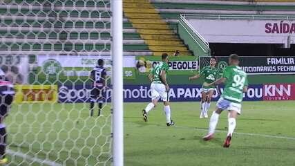 Melhores momentos de Chapecoense 1 x 0 Operário-PR pela 18ª rodada do Campeonato Brasileiro Série B