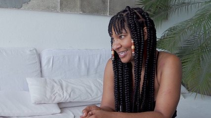 Larissa Luz ressalta o que o público pode esperar nos 3 dias de festival AFROPUNK
