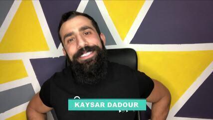 Kaysar Dadour comenta que sua dança favorita na 'Dança dos Famosos'