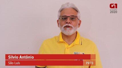 Silvio Antônio (PRTB) vai investir na capacitação contínua da Guarda Municipal de São Luís